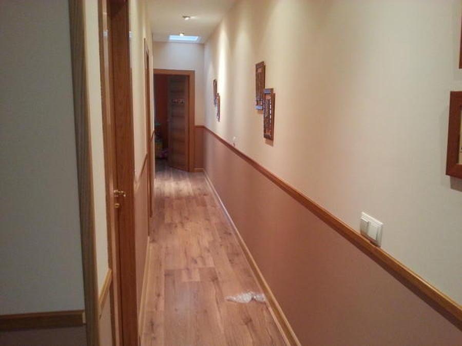 Foto pasillo con zocalo de david parra gigante 1014095 - Papel para cubrir paredes ...