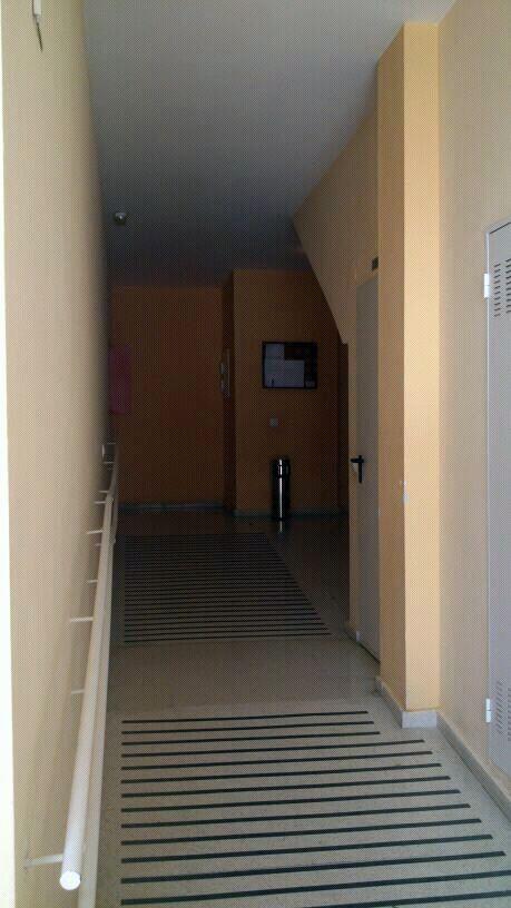 pasillo de,entrada
