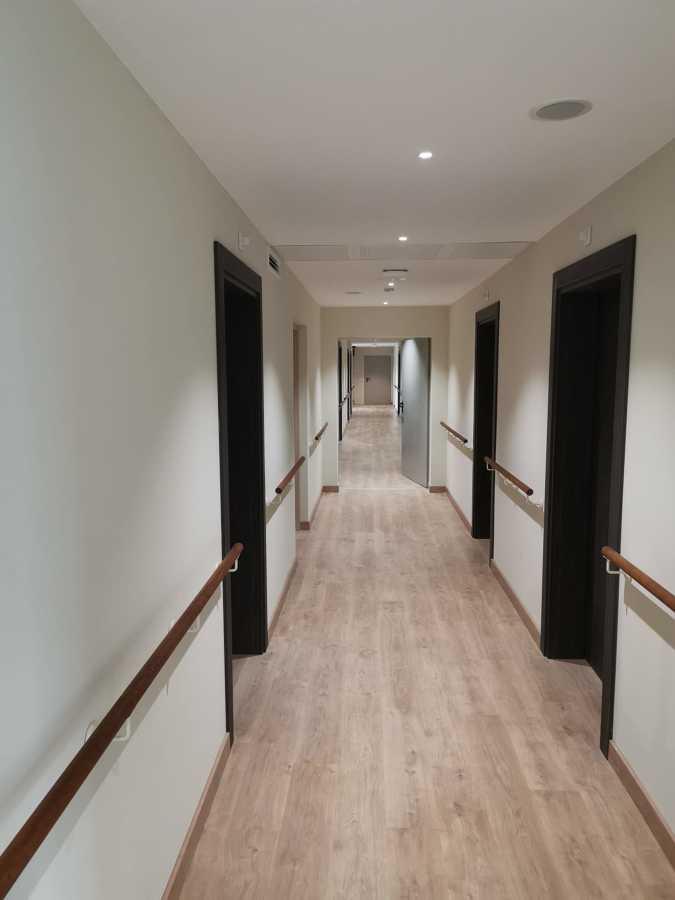 pasillos 2 planta