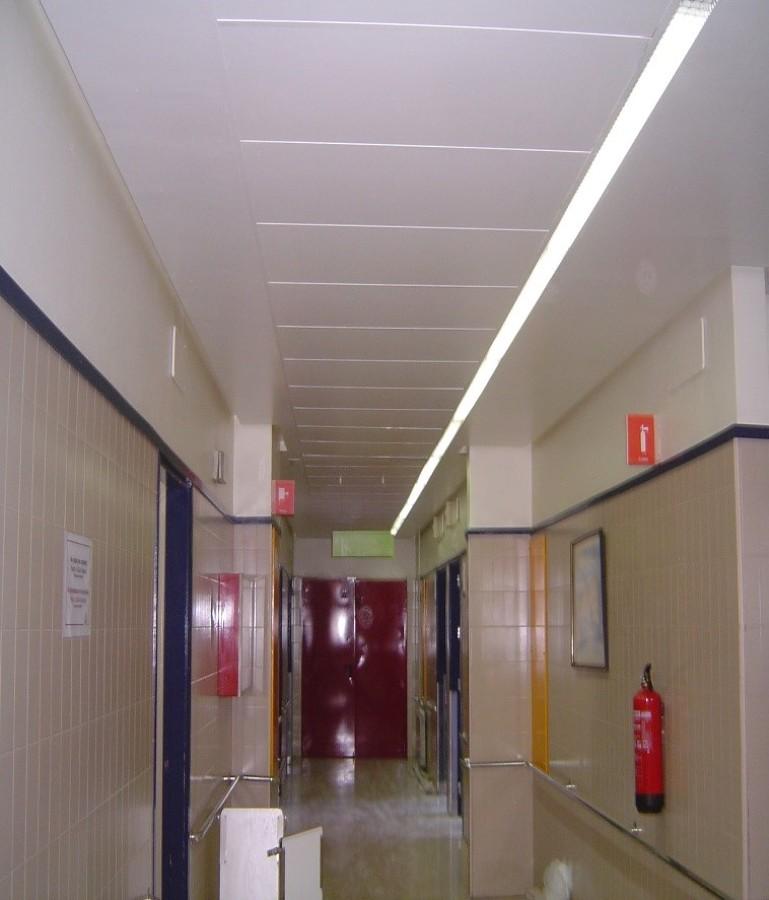 Pasillos hospital