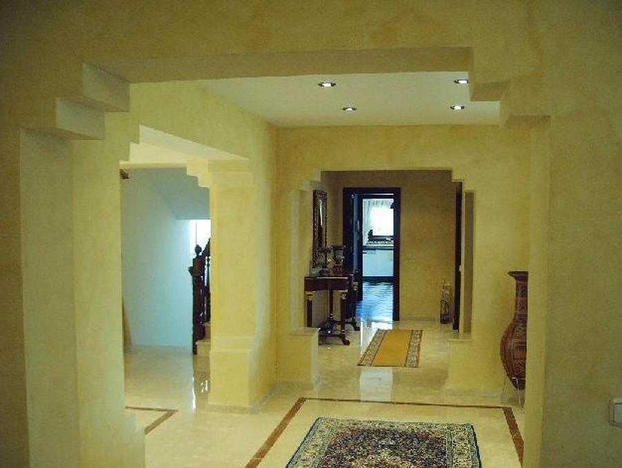 Diferentes t cnicas para pintar paredes y pisos ideas - Tecnica para pintar paredes ...