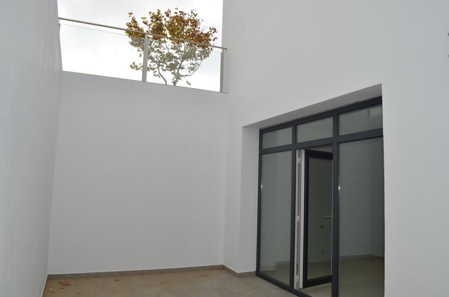 Foto patio ingl s de eau arquitectura urbanismo 1174979 - Eau arquitectura ...