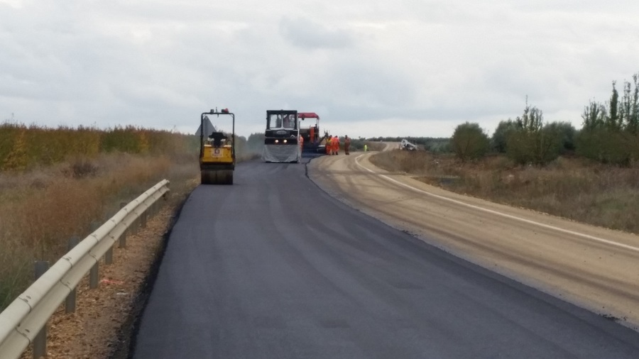 Pavimentación vías y carreteras 2