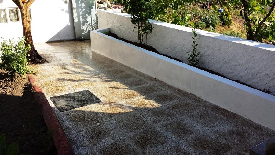foto pavimento de terrazo para exteriores de