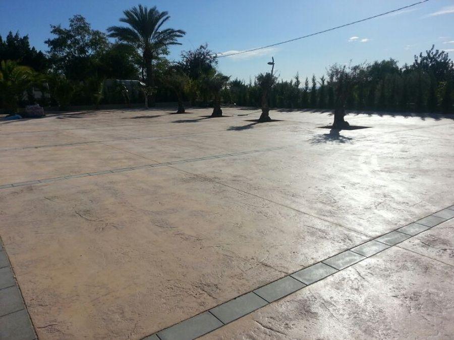 Pavimento de hormigon tarragona free cheap hormigon - Pavimento hormigon pulido ...