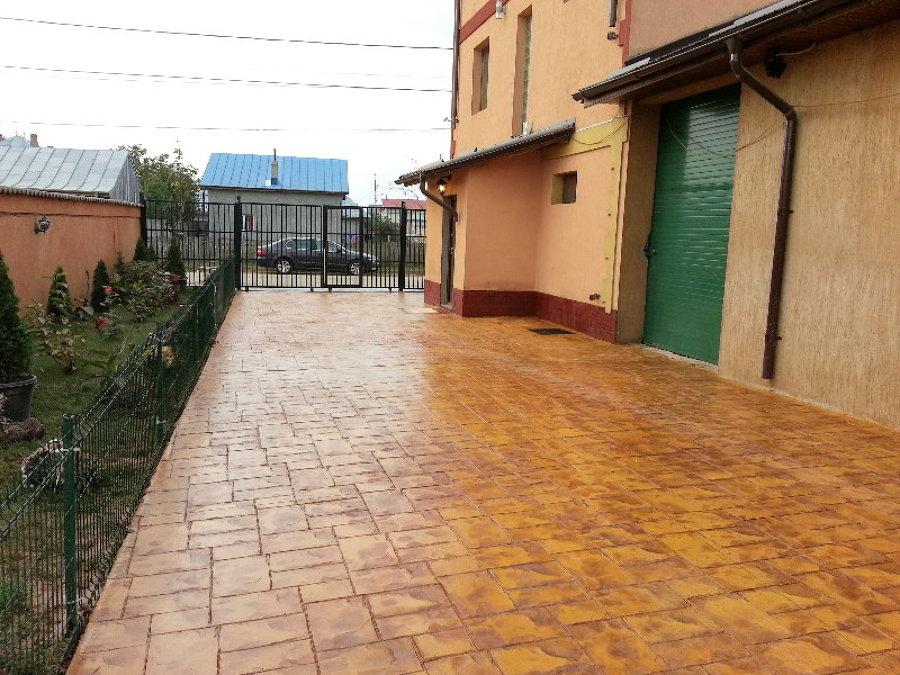 Pavimento impreso Madrid