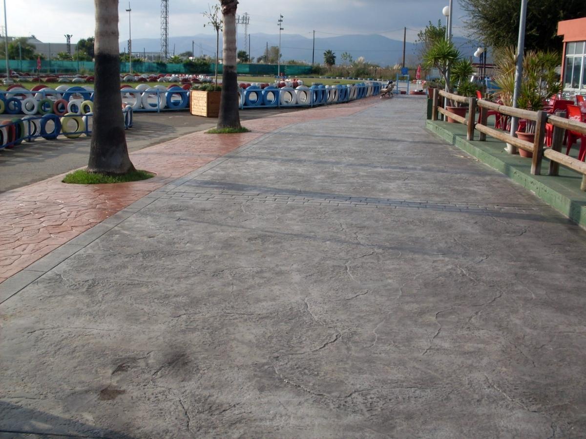 Pavimento impreso manta ideas hormig n impreso for Hormigon impreso navarra