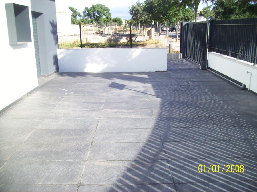 Pavimento patio
