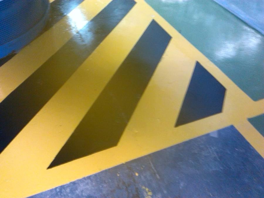 Foto pavimentos industriales de pinturas y decoraciones for Pavimentos industriales