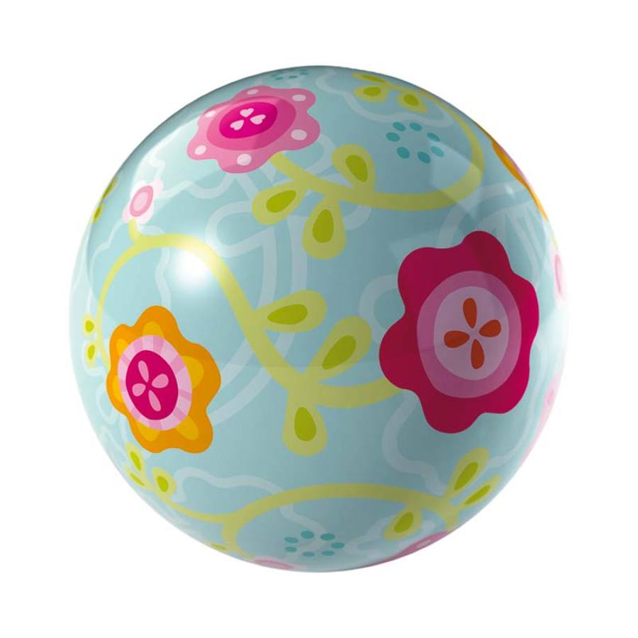 pelota de plástico