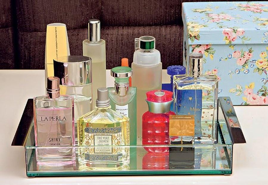 C mo organizar tu colecci n de colonias ideas construcci n casas - Perfumes en casa ...