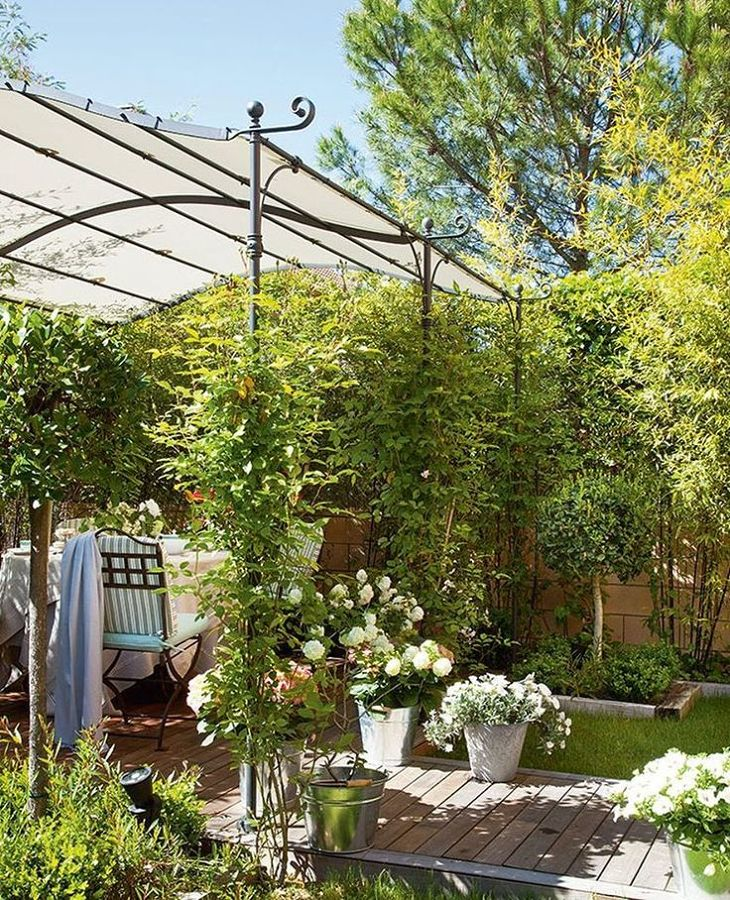 5 imprescindibles para tu jard n ideas decoradores for Carpas jardin alcampo