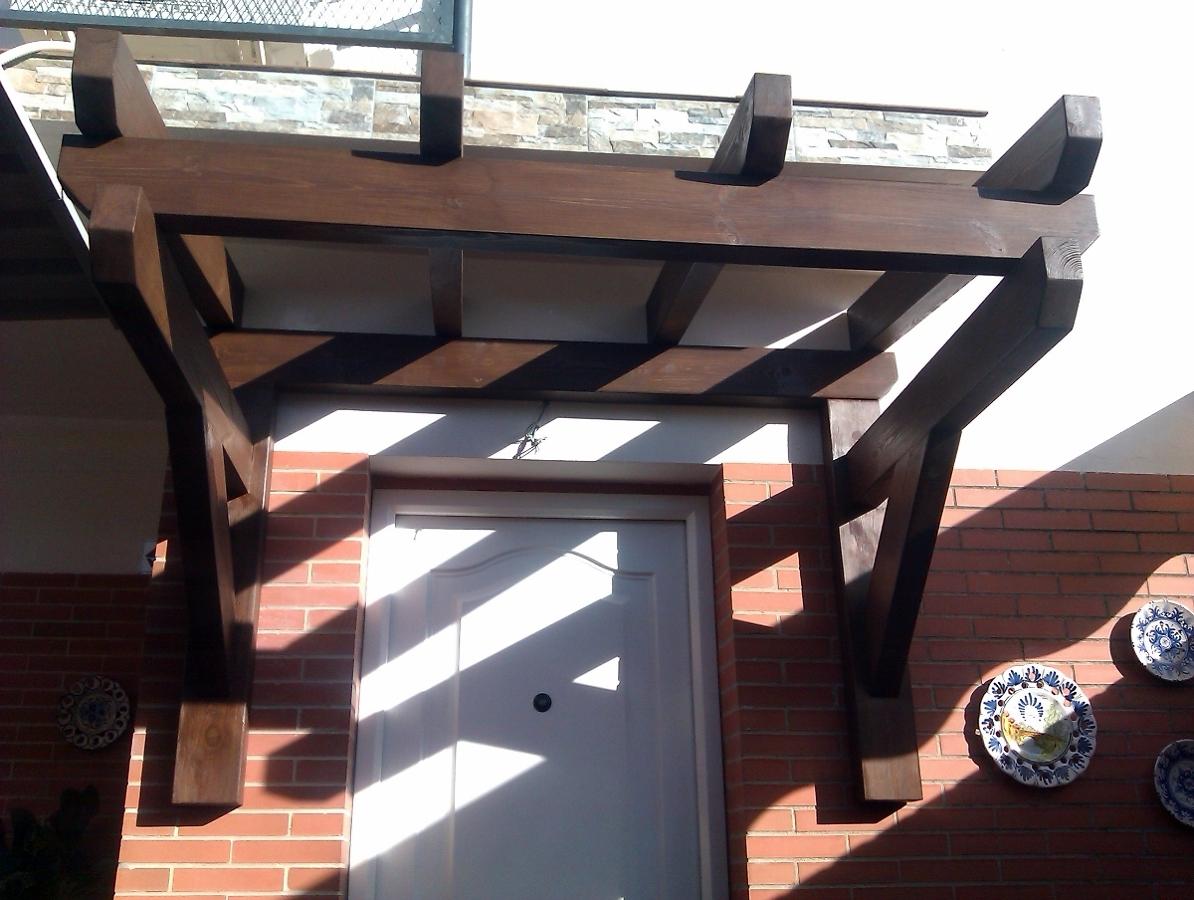 Pergola en sevilla ideas carpinteros - Carpinteros en sevilla ...