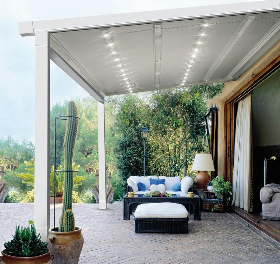 P rgolas bioclim ticas disfruta de tu terraza en - Como cubrir una terraza ...