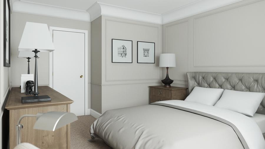 Dise a tu dormitorio de forma r pida y c moda ideas - Disena tu dormitorio ...