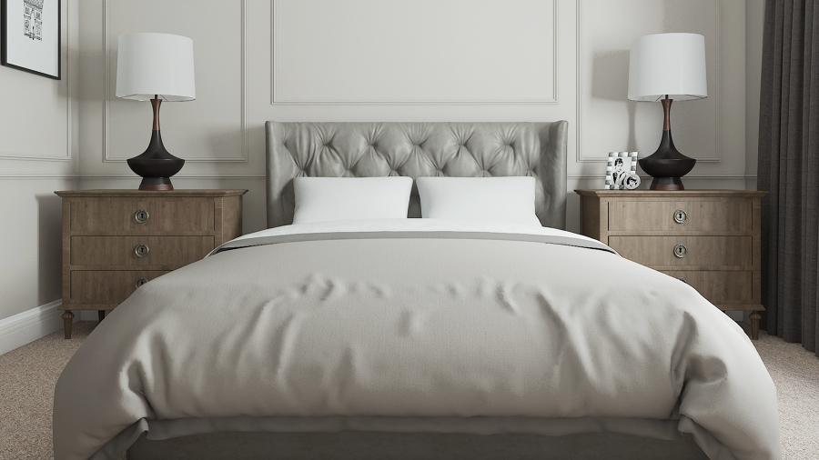 Dise a tu dormitorio de forma r pida y c moda ideas decoradores - Disena tu dormitorio ...