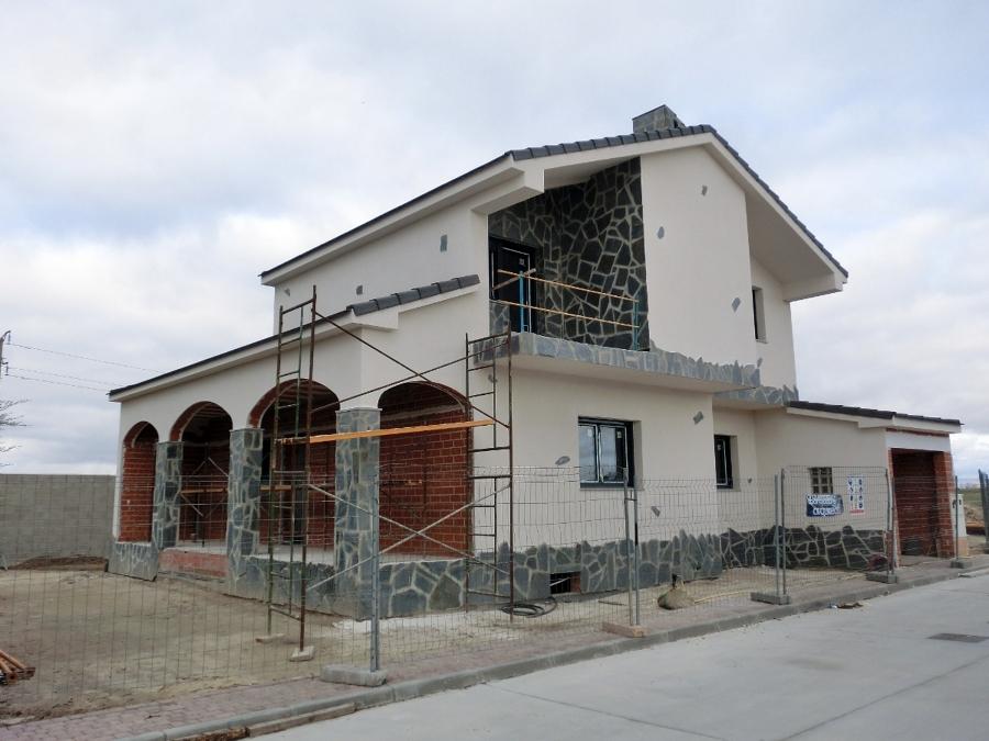 Vivienda unifamiliar aislada en segovia ideas arquitectos - Arquitectos en segovia ...