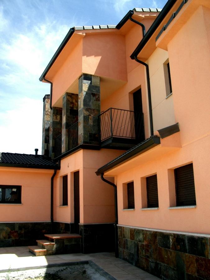 Vivienda unifamiliar aislada en vila ideas arquitectos - Arquitectos en avila ...