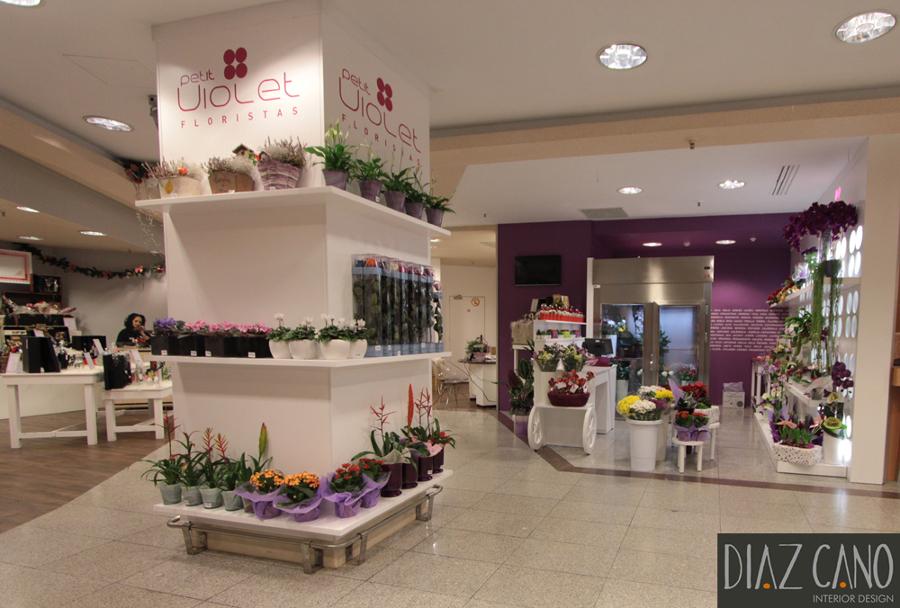 Petit Violet Floristas