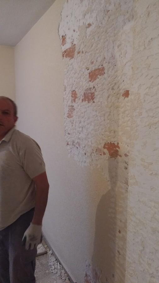 Picado de paredes