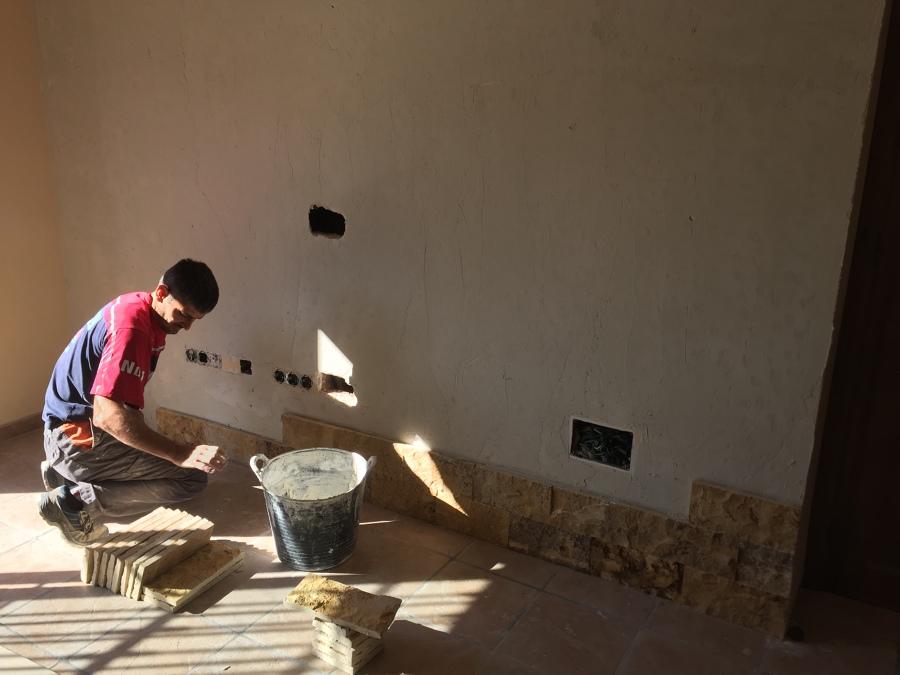 Piedra natural paredes ideas reformas viviendas - Paredes piedra natural ...