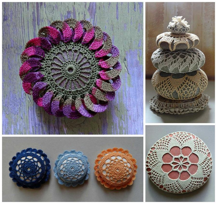 piedras crochet