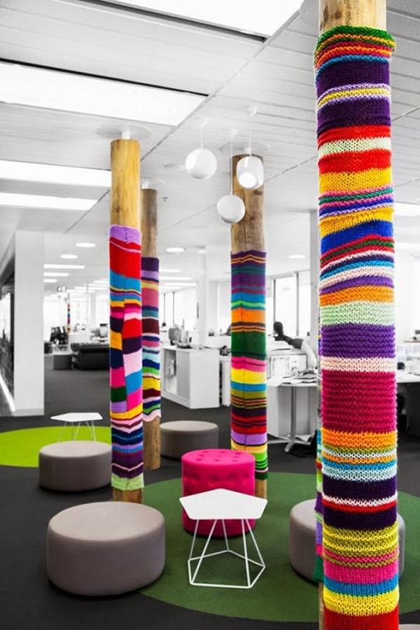 10 ideas para disimular un pilar y salir ganando ideas for Pilares y columnas