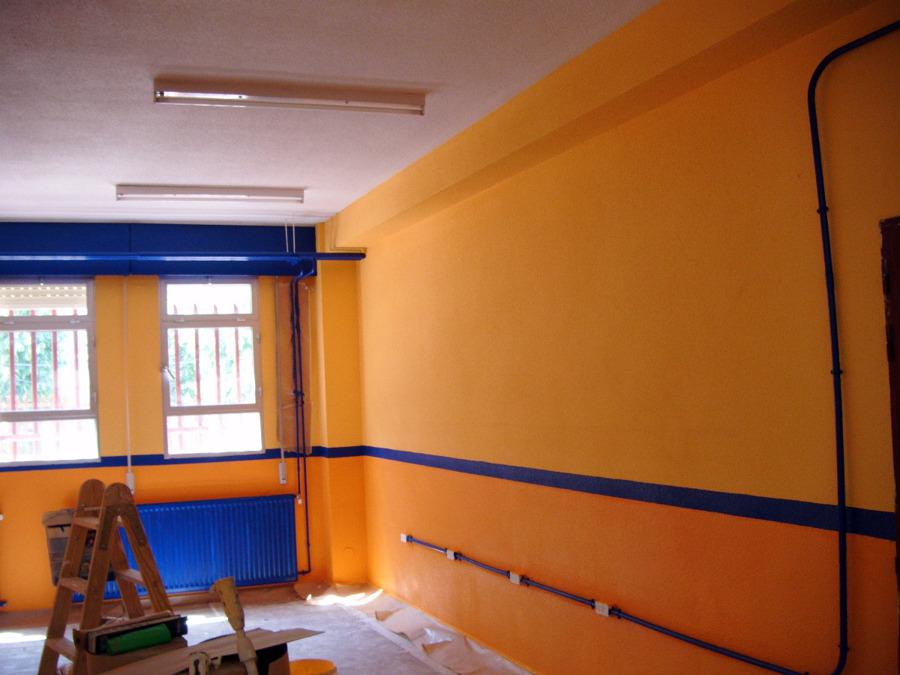 Pintado de aula de guarder a ideas pintores - Pintar la casa de colores ...