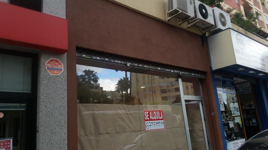 Reforma de local comercial ideas reformas viviendas - Pintado de fachadas ...