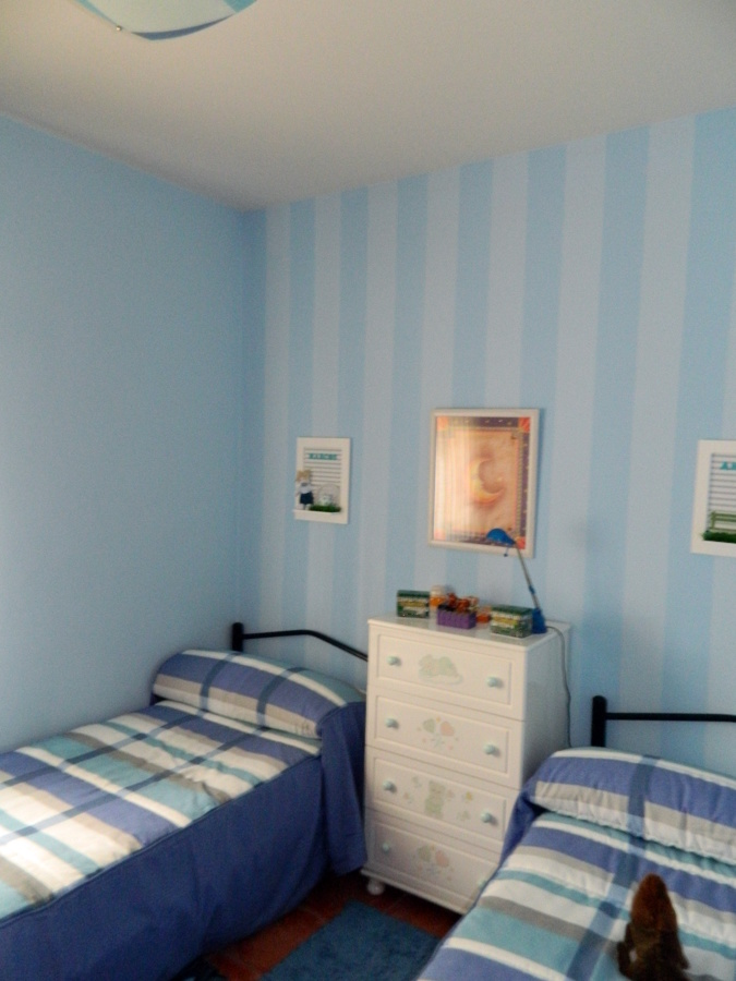 Foto pintado de habitacion infantil de reformas pintura - Pinturas habitacion infantil ...