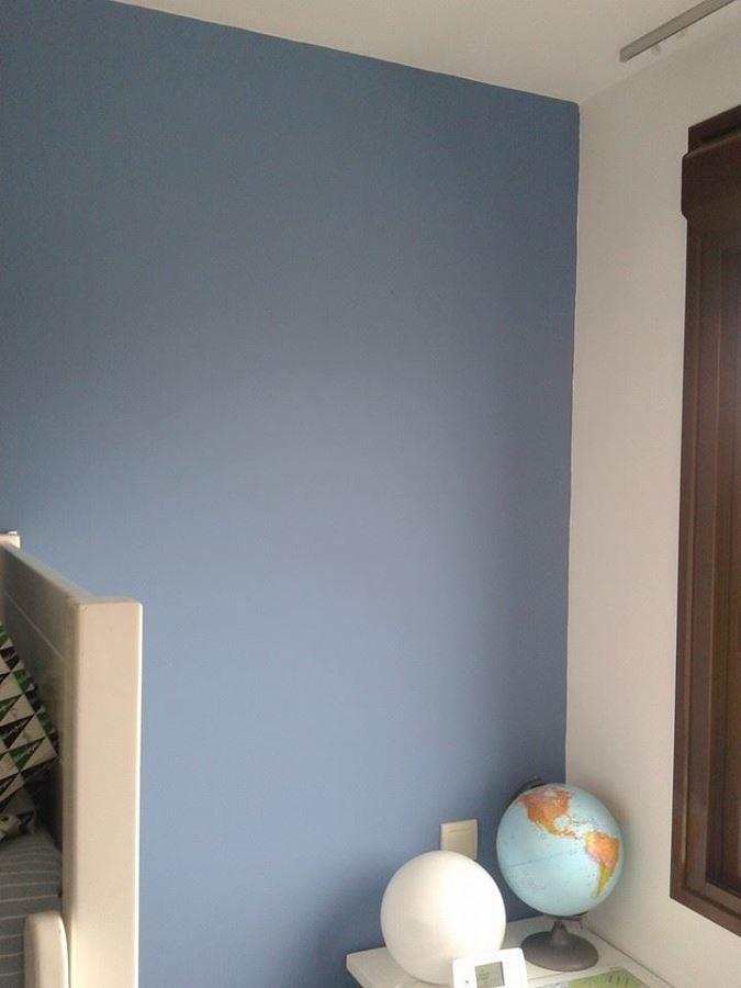Pintado de paredes en Urb. Valcarlos