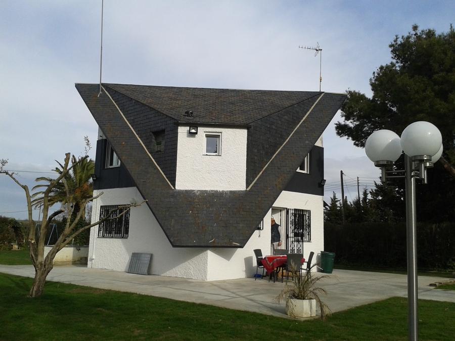 Pintado de fachada exterior vivienda ideas pintores - Pintores de viviendas ...