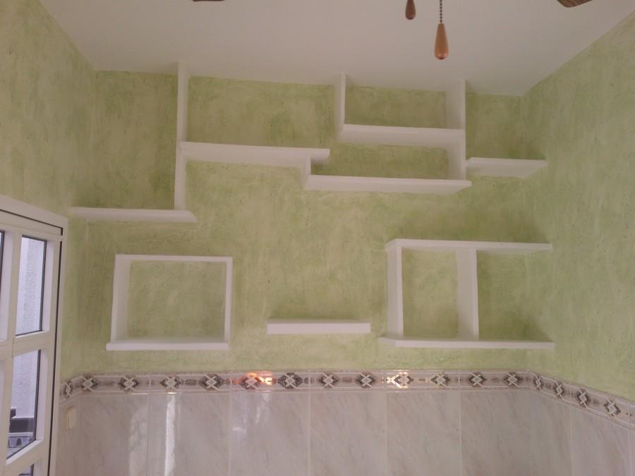 pintado de vivienda