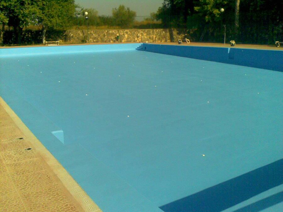 Piscina publica de 500 m3 de agua ideas construcci n for Pintado de piscinas