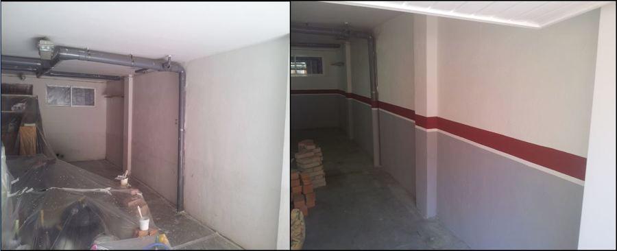 Foto pintar garaje de pintura en general emilio 317064 - Pintura de garaje ...