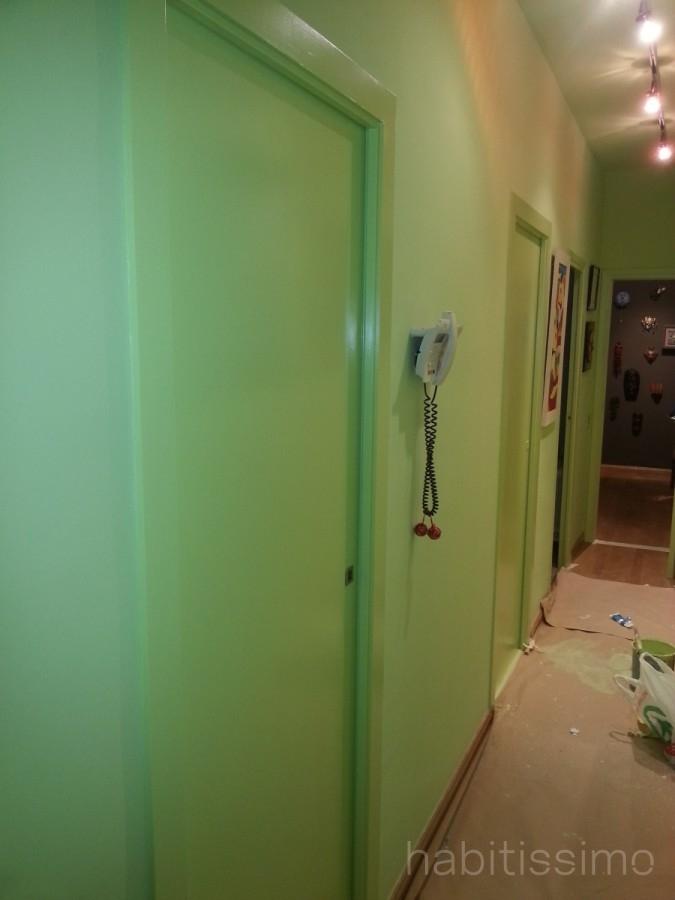 Foto pintar pasillo de pinturas jordi 424434 habitissimo - Pintar pasillo moderno ...