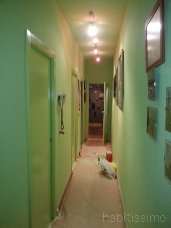 foto pintar pasillo de pinturas jordi 424435 habitissimo On pintar pasillo moderno