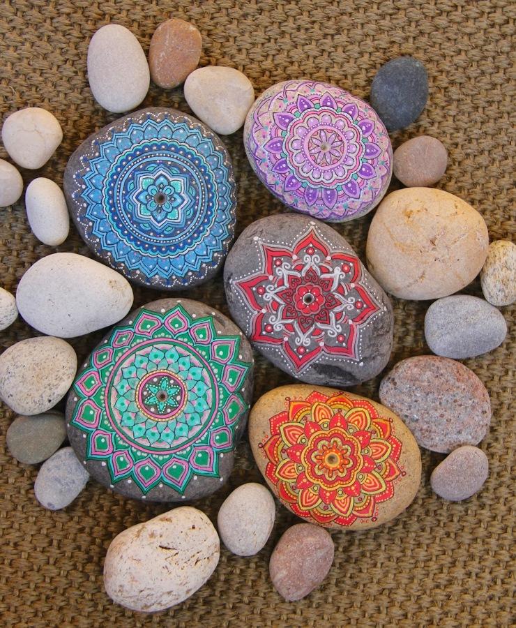 Qu Se Puede Hacer Con Una Piedra P Ntalas Y Descubre