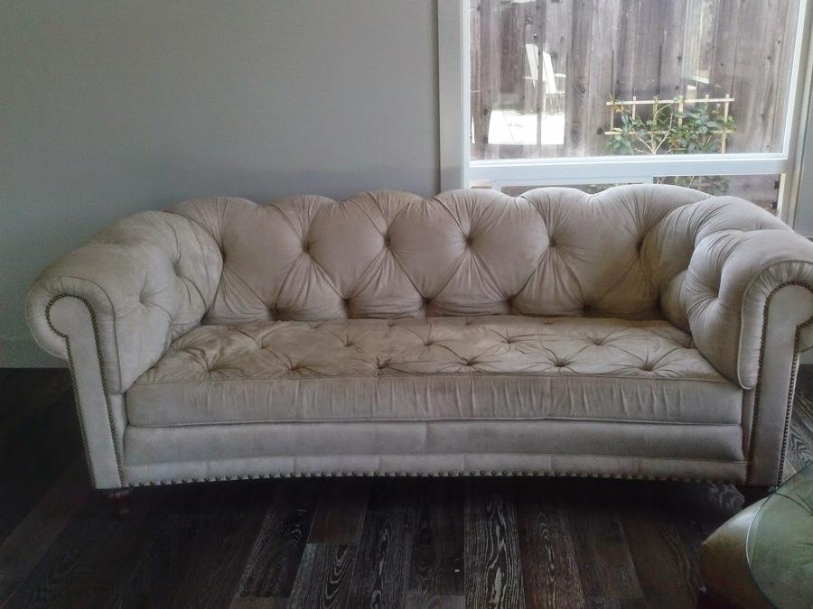 C mo pintar tejidos con chalk paint ideas decoradores for Pintar un mueble de blanco