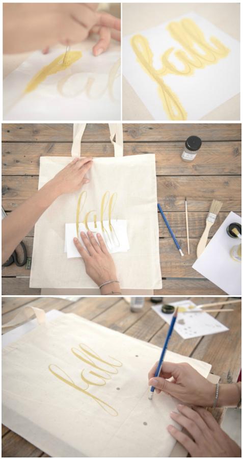 C mo pintar tejidos con chalk paint ideas decoradores - Pintar chalk paint ...
