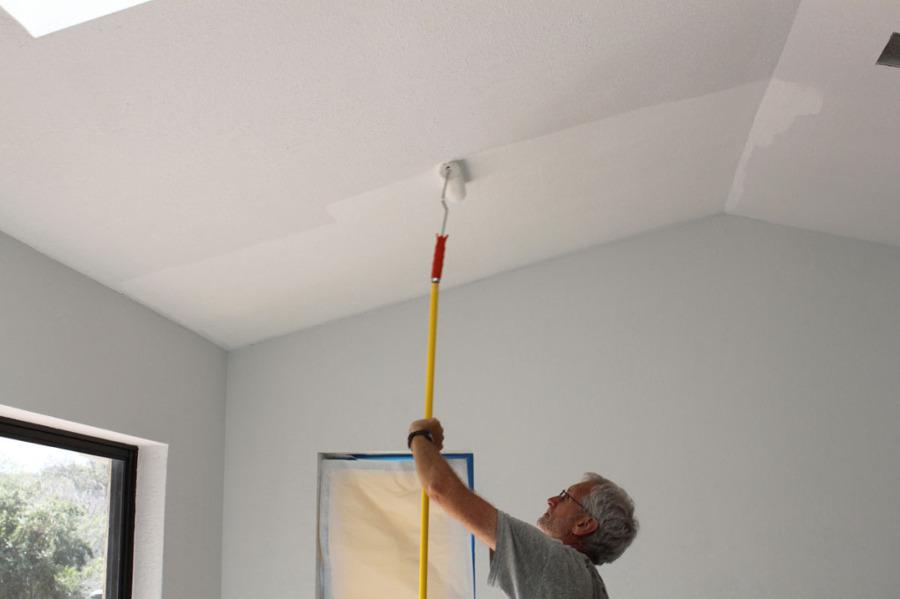 C mo pintar paredes con humedad ideas reformas viviendas - Pintar paredes con humedad ...