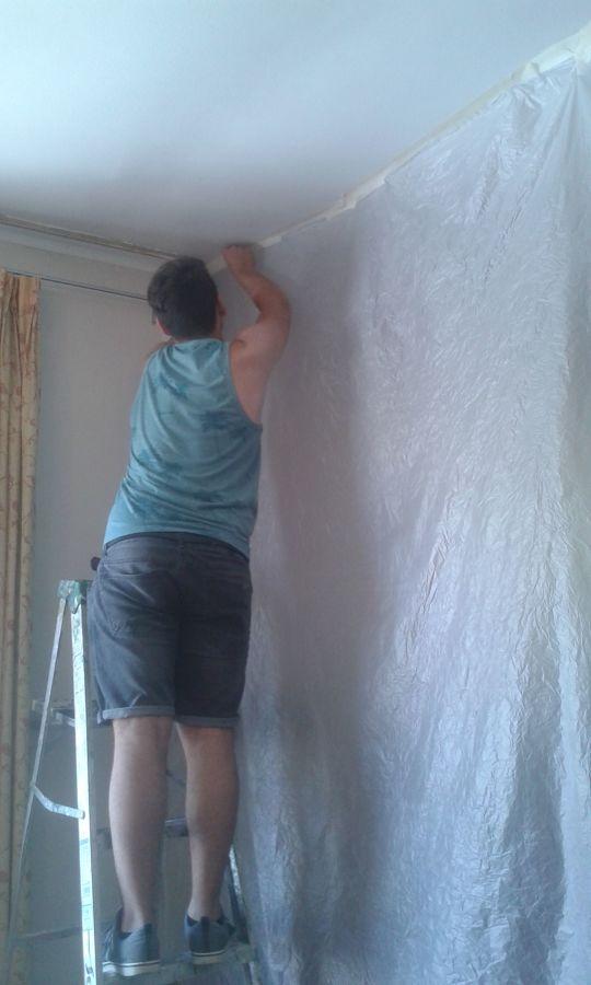 Trabajo de pintura y limpieza ideas pintores for Trabajo para pintores