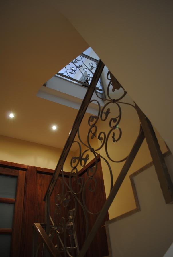 Acabado de escalera ideas reformas hoteles - Pintura para escaleras ...