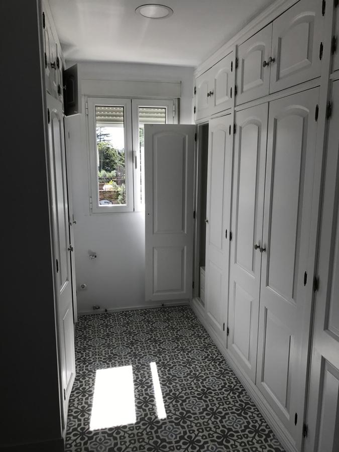 Pintura de estancias interiores