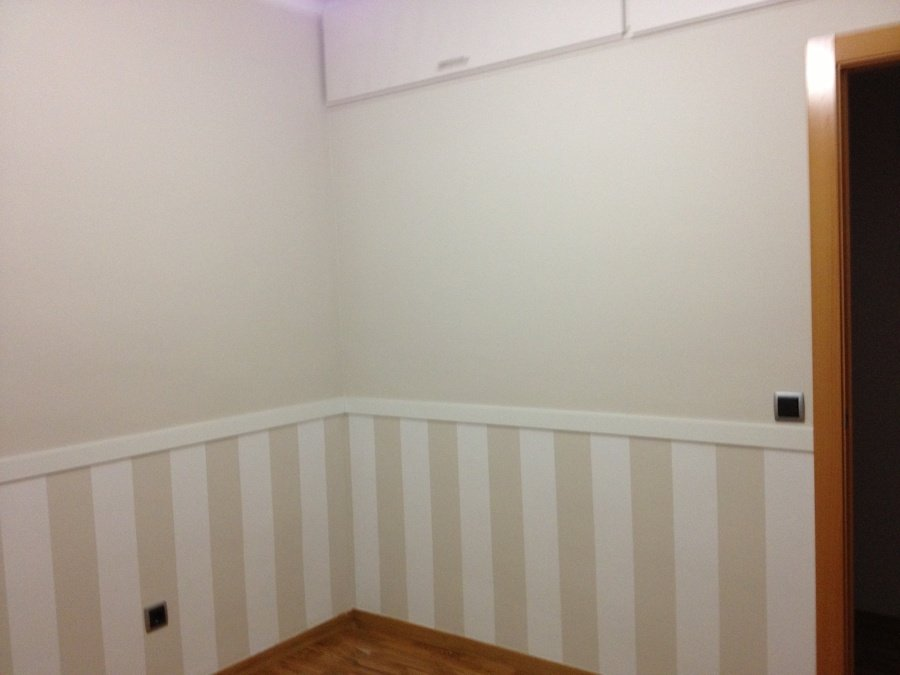 Pintura decorativa para habitación bebe