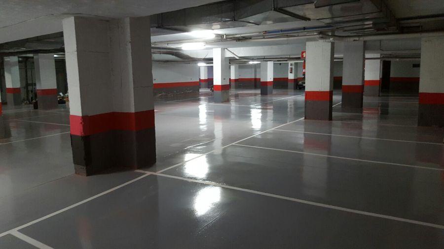 Foto pintura epoxi para garaje de obras y servicios ip - Pintura de garaje ...