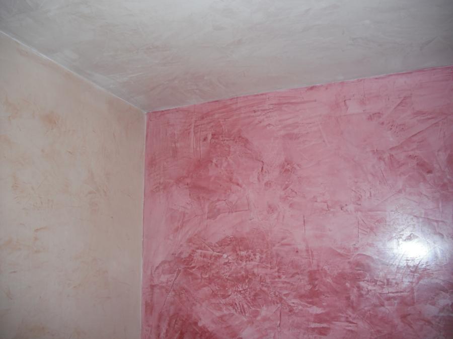 Reformas en todo tipo de pisos locales y edificios - Aplicacion de microcemento en paredes ...