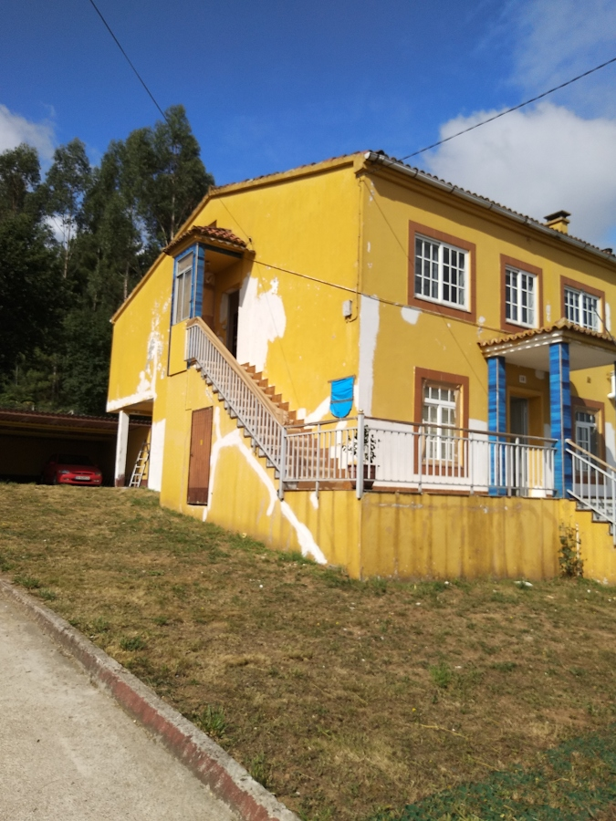 Pintura exterior
