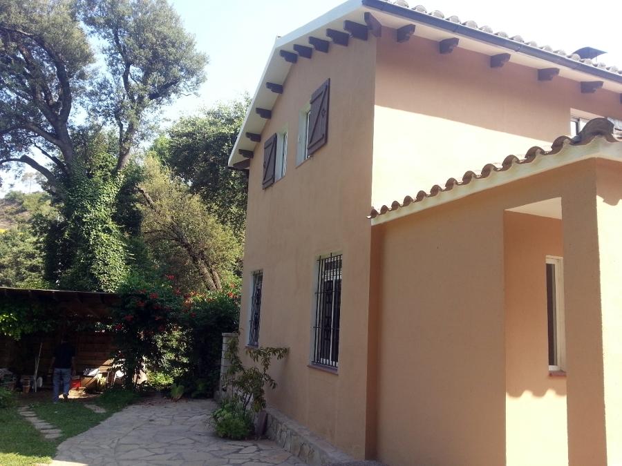 Pintura exterior e interior casa ideas pintores for Pintura interior casa