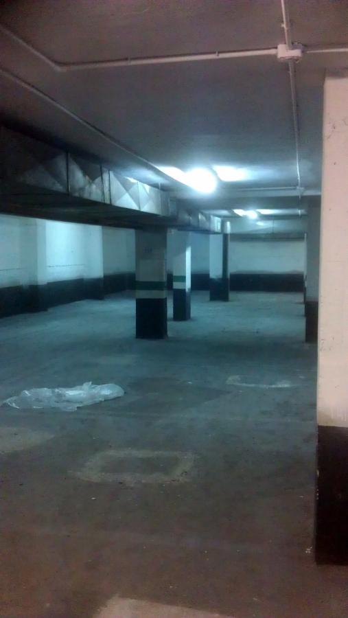 Pintura garaje comunidad (antes)